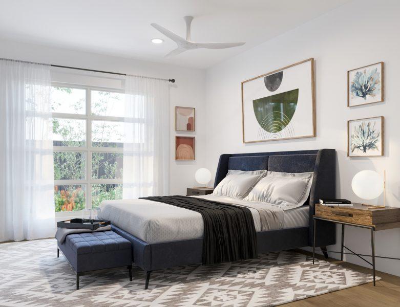 Interior design bedroom mornington peninsula